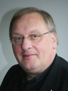 Pastor Helmut Wiechmann